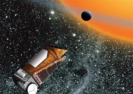 Risultati immagini per kepler space telescope