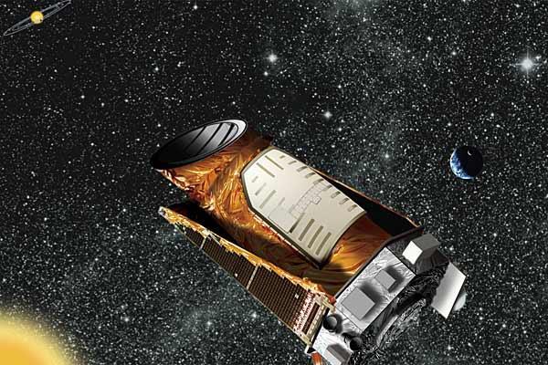 Telescopio Kepler de la NASA