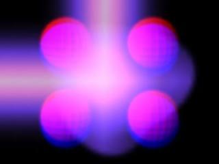 Los fotones son las partículas que transportan la luz. Su utilización en computación cuántica es fundamental ya que se pueden ser transmitidos a grandes distancias.