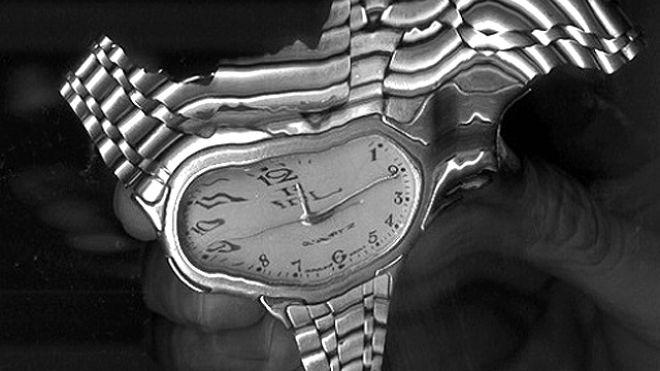 Resultado de imagen de El Tiempo como cuarta dimensión