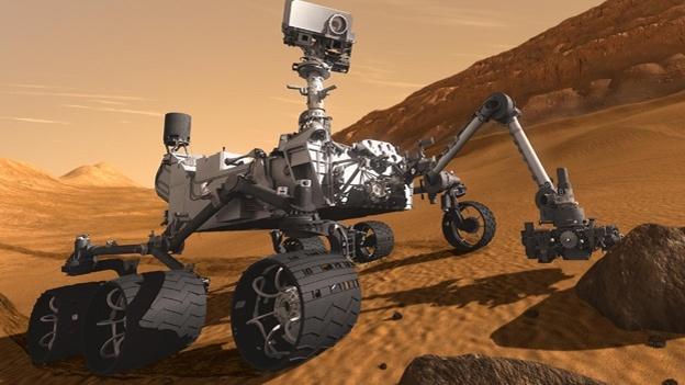 NASA_Curiosity_Rover