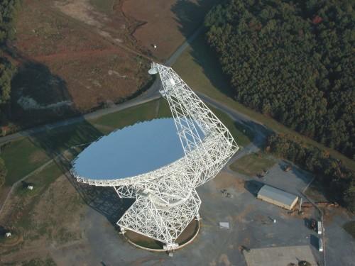 Radio Telescopio de Green Bank