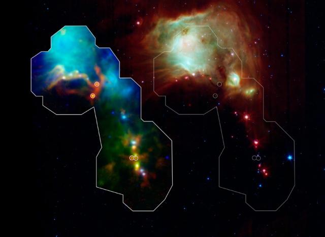 estrellas descubiertas por herschel