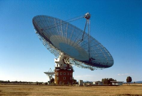 Radio telescopio Parkes