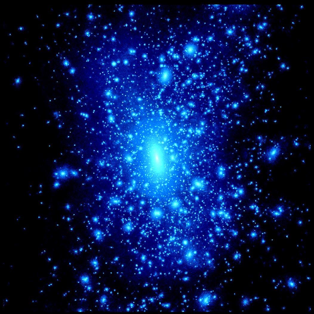 Resultado de imagen de El campo de Higgs y la materia oscura