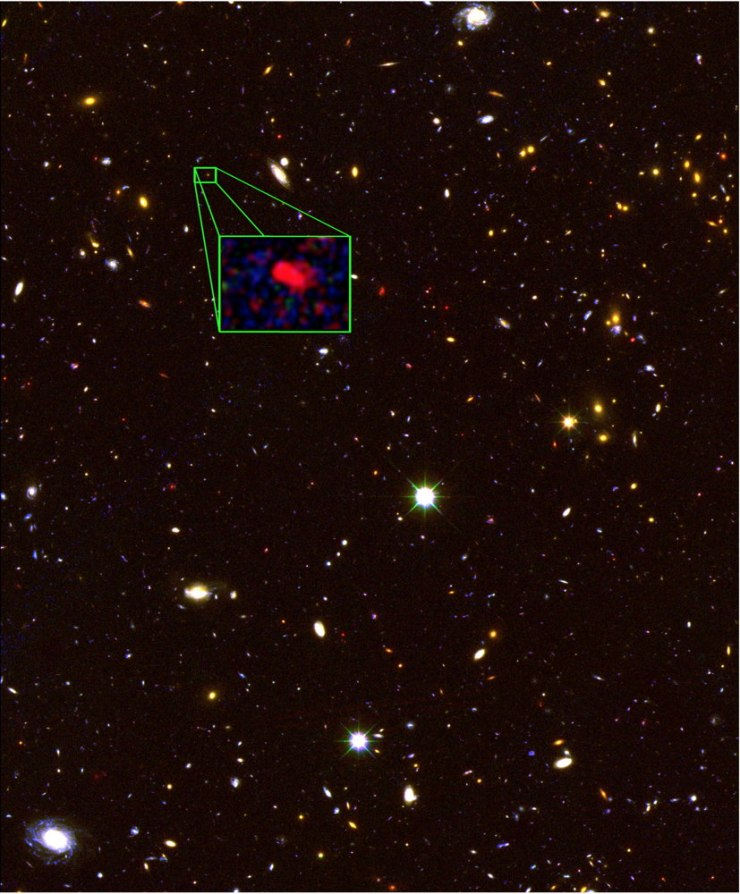 farthest-galaxy-discovered